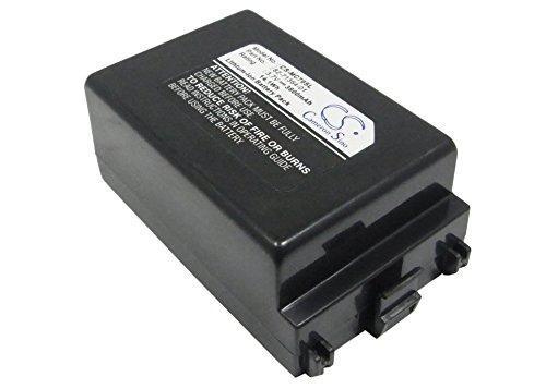 Batería de repuesto para de símbolo MC70 MC7004 MC7090 82-71363-02 82-71364-01 3,7 V 3800 mAh