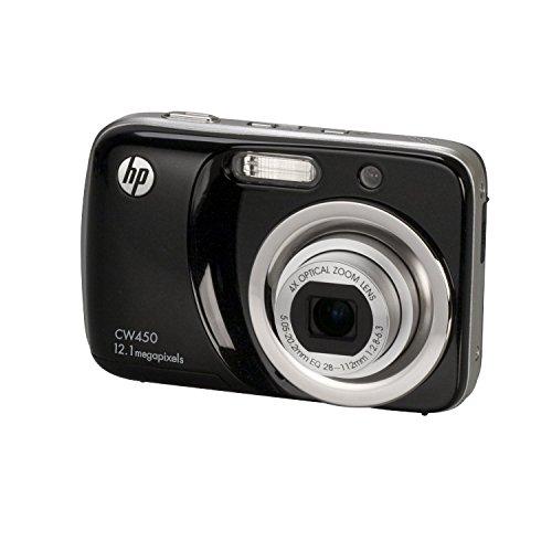 Hewlett Packard CW450TC-30 12mp Digital Camera Black