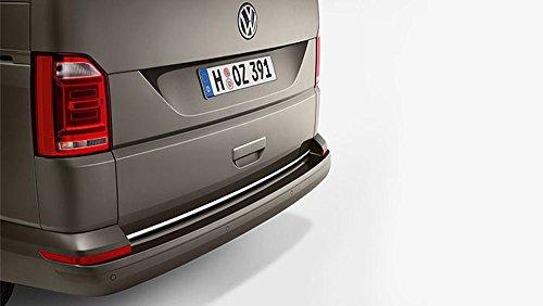 Original VW T6 Transporter Multivan Caravelle Schutzleiste für Heckklappe Leiste Chromoptik 7E0071360