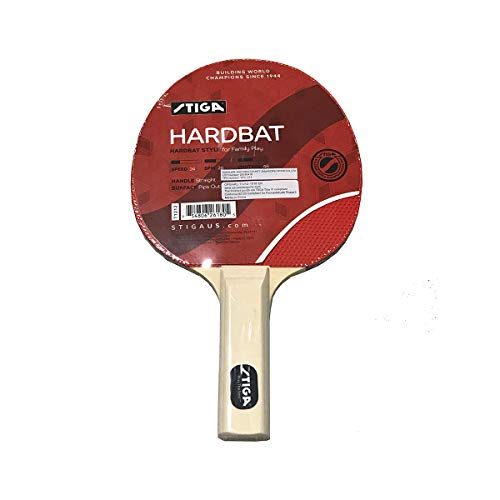 Great Features Of STIGA Hardbat Premium Ping Pong Paddle- T1212