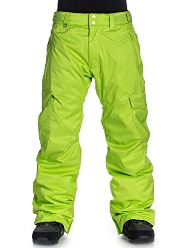 Quiksilver Porter 10K Pantalon Homme Lime Green FR : M (Taille Fabricant : M)