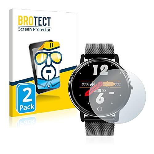 BROTECT Schutzfolie kompatibel mit Holalei Fitness Tracker 1.3