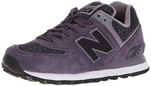 New Balance, Damen Sneaker, Rot (Elderberry/WL574DCW), 37.5 EU (5 UK)