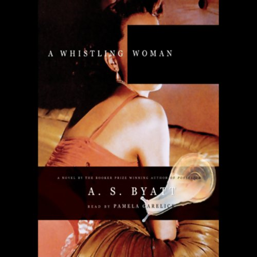 A Whistling Woman audiobook cover art