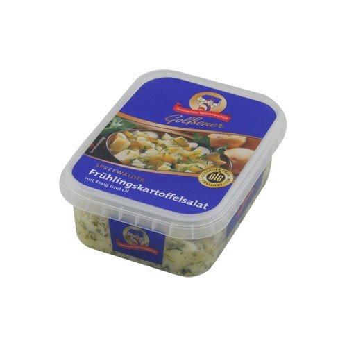Frühlingskartoffelsalat mit Essig und Öl (200 g)