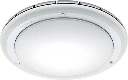 STEINEL RS PRO LED S2 plafondlamp zilver, wit - lamp (zilver, wit, kantoor, rond, surfaced, aluminium, kunststof, IP65)