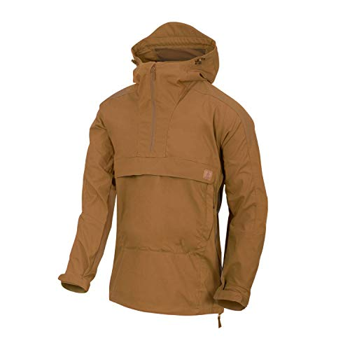 Helikon-Tex Woodsman Anorak Jacket - DuraCanvas Coyote M/Regular