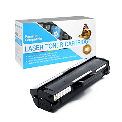 USA Advantage Compatible Toner Cartridge Replacement for Samsung MLT-D101S ML-2165W,SCX-3400F,SCX-3400FW,SCX-3405,SCX-3405FW,SCX-3405W,SF-760P ( Black , 1 pk )
