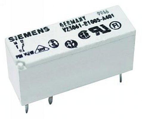 Relais Schrack V23061-B1005-A401 12V DC 1xWechsler max 10A