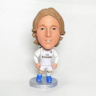 サッカーフィギュア ルカ・モドリッチ レアル・マドリード 19-20#10 ホーム Real Madrid Modric Soccerwe...