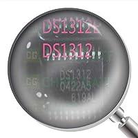 1Pcs DS1312 Ic Controller Nv Bw & RST 8Dip 1312