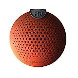 BOOMPODS Sound Haut-Parleur Portable sans Fil Mini Haut-Parleur Bluetooth Flip Clip Amazon Alexa intégré de Poche Rockin Puissant sous-Basse Audio Sound Sound, SCLORA