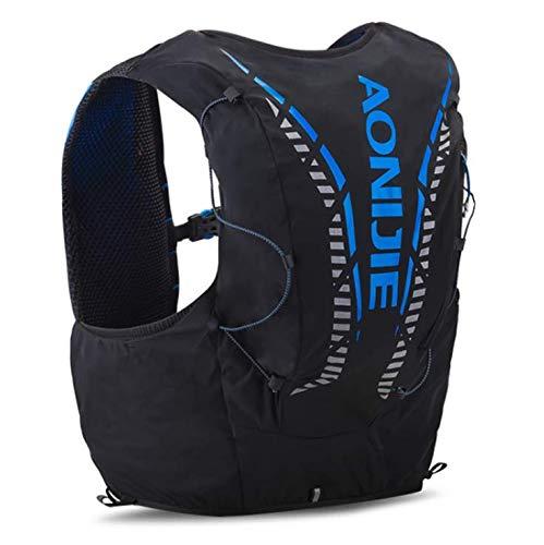 JiangTao AONIJIE - Mochila de hidratación para hombre y mujer y niño, bolsa deportiva ligera, 2,5 L, chaleco para correr para maratoneros, ciclismo, escalada, para hombres o mujeres