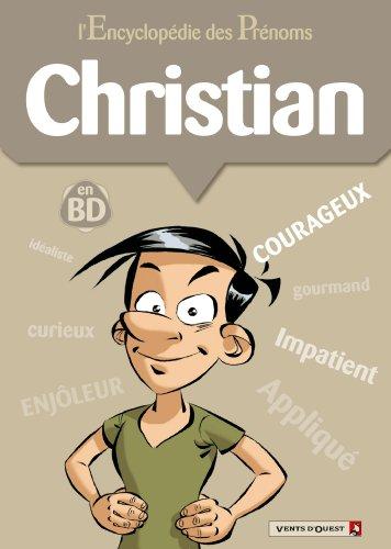 L'Encyclopédie des prénoms - Tome 35 : Christian