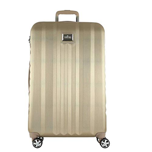 March 15 Yearz-Fly 4-Rollen-Trolley L 75 cm Gold Brushed