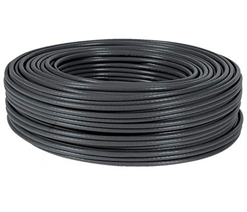 Bobina de Cable de Red F/UTP CAT6 para Exterior 100% Cobre de 305m