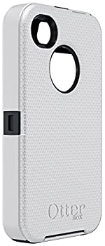 Otterbox Defender Series Case & Holster for iPhone 4 & 4S [Non-Retail Packaging] - Black / White