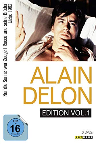 Alain Delon Edition - Vol. 1 [3 DVDs]