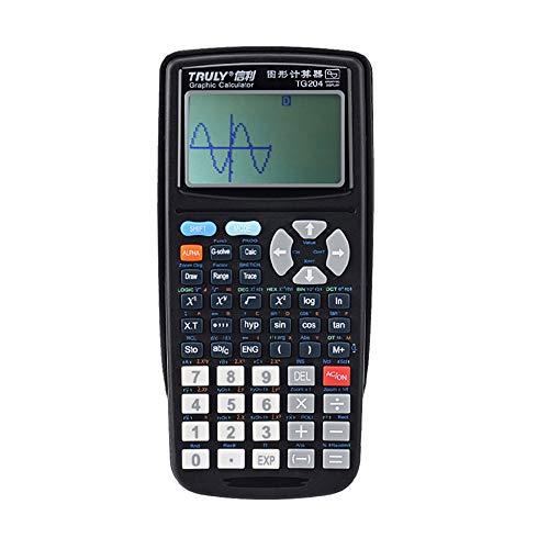 MNBVC Grafische Taschenrechner, Grafikrechner, Wissenschaftlicher Schulrechner Taschenrechner, Geeignet für Schüler, Hochschullehrer, Vermesser