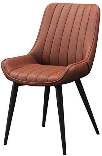 WTT barkruk rugleuning eetkamerstoelen barkruk voetensteun café ontbijtkruk oranje spons zitting zwart metaal poten keuken vintage kruk room chair velvet barkruk