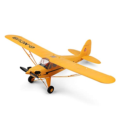 Aviones RC Control Remoto Avión Modelo 3 Y 6 Ejes RC Avión Listo Para Volar, Aviones RC Para Adultos Regalo Juguete, Antiguo Fácil Volar Para Principiantes