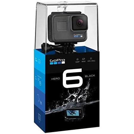 GoPro Videocamera HERO6 Black