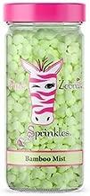 Pink Zebra Bamboo Mist Jar Sprinkles By
