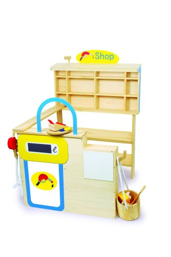 small foot design - 2237 - Véhicule Miniature - Station-Service