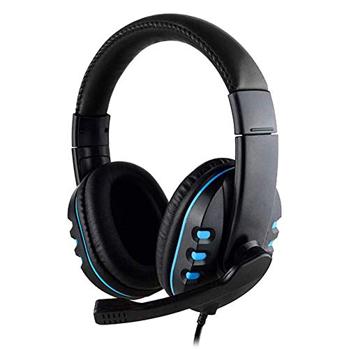 Best Prices! CHENC Gaming Headset, HI-FI Audio Quality Wired Crystal Clarity Sound Professional Head...