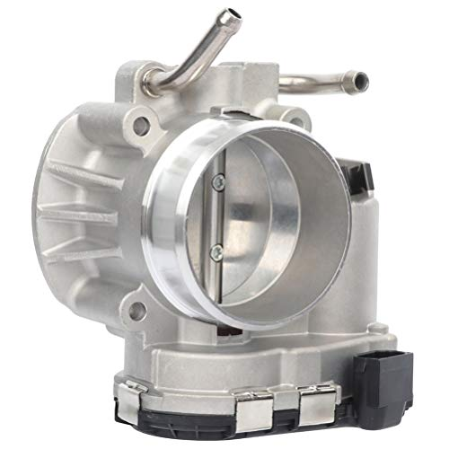 FEIPARTS New Electric Throttle Body Compatible with TB398 Replacement for Hyundai Santa Fe 2.4L, Hyundai Tucson 2.0L/ 2.4L, Kia Magentis 2.4L/ Optima 2.4L/ Rondo 2.4L/ Sorento 2.4L/ Sportage 2.4L