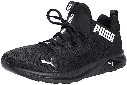 Puma Enzo 2 Uncaged, Zapatillas para Correr Hombre, Black, 44.5 EU