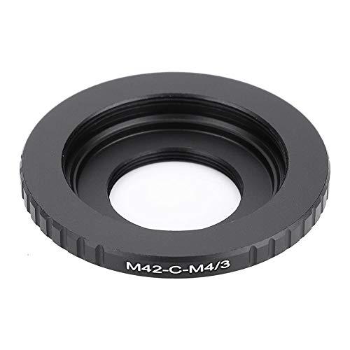 Yctze M42 / C-Mount-Filmobjektiv zum Adapter für spiegellose Kameras (M42 / C-M4 / 3)(für M42 / C-M4 / 3)