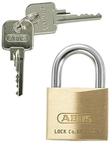 ABUS 806308 Padlock, Gold