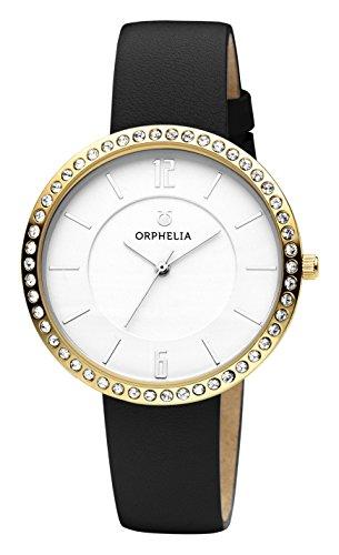 Orphelia Femme Analogique Classique Quartz Montre avec Bracelet en Cuir OR11722
