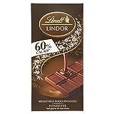 Lindt Lindor Tavoletta di Cioccolato Extra Fondente, 100g