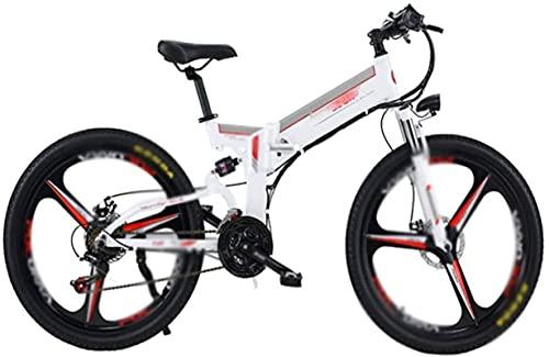 CASTOR Bicicleta electrica 26 en Bicicletas eléctricas 48V / 12AH batería de...