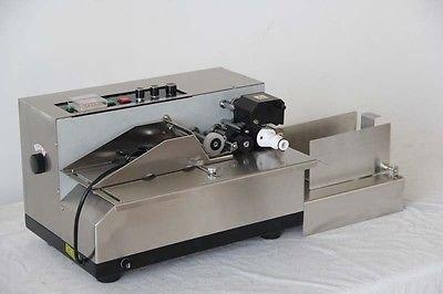 Automatischer Festtintendrucker, mit Zähler, für Druckcode-Datum, 180 W, 220 V, 300 Stück