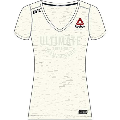 Reebok UFC FK Ultimate Jersey - Camiseta Mujer