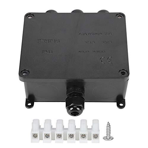IP68 Junction Box Outdoor Electronic Enclosure Waterproof Plastic Terminal Box