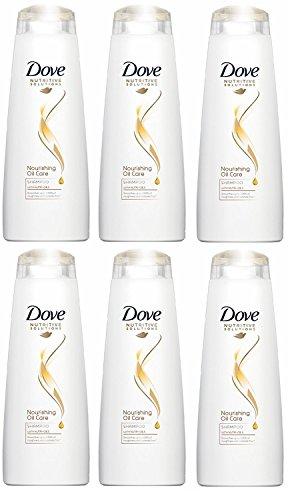 Dove Pflegendes Öl-Pflege-Shampoo, Argannöl, Nourishing Oil Care 6 x 250 ml