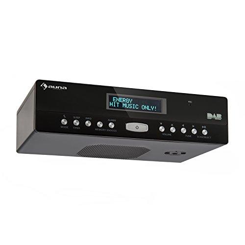 auna KR-100 DAB Radio digitale da cucina DAB+