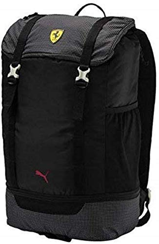 Puma SF Fanwear Night, Backpack Unisex – Adulto, Puma Black, OSFA