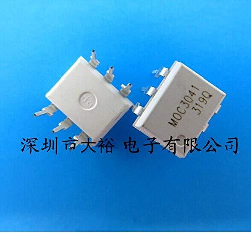 10pcs / lot MOC3041 DIP6 DIP IC nuevo y original en stock