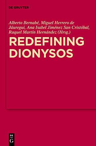 Redefining Dionysos (Mythoseikonpoiesis)