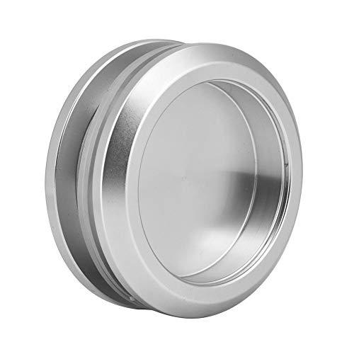 Botón redondo del tirón del tirador de la puerta de cristal de la ducha de la manija del cuarto de baño de la aleación de aluminio para la puerta deslizante