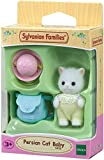 Sylvanian Families 5456 Persian Cat Baby