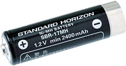八重洲無線(Yaesumusen) SR70/SR100用 ニッケル水素電池 SBR-17MH