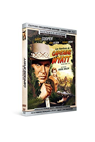 Les Aventures du Capitaine Wyatt Collector [Édition Collection Silver Blu-Ray + DVD]