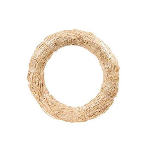 """Straw Wreath-16/"""""""