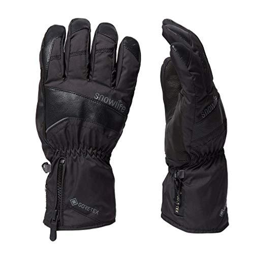 Snowlife Super Gore-Tex® Handschuh, Schwarz, S